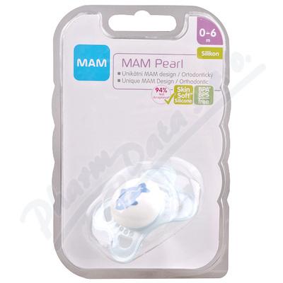 MAM Dudlík Pearl 0-6m. S/1Ks