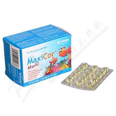 MaxiCor MaxIQ tob.30+30