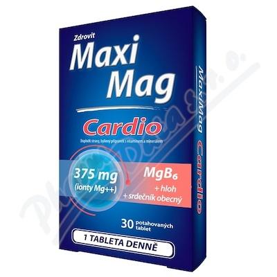 MaxiMag Cardio 30 tablet