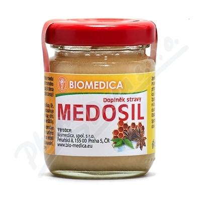 Medosil pastovaný med se silicemi 80g tuba