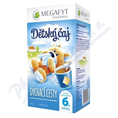 Megafyt Dětský čaj dýchací cesty 20x2g Novinka