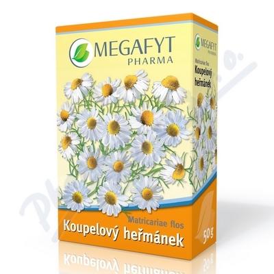 Heřmánek koupelový 50g MEGAFYT