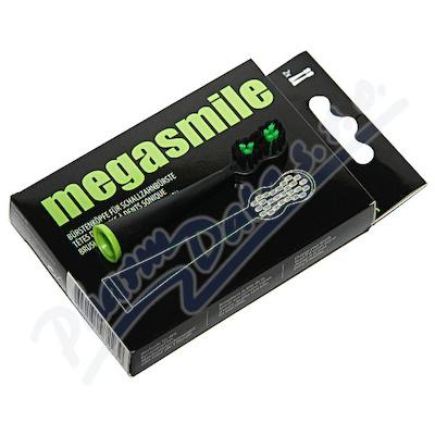 Megasmile Sonic Black Whitening náhr.hlavice 2ks