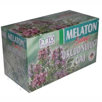 Bylinný ukludňujúci čaj 20x1.5g Fytopharma