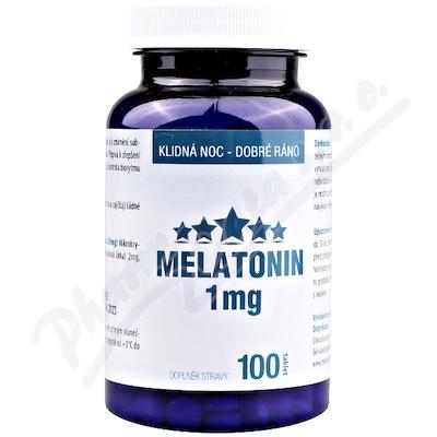 Melatonin 1mg tbl.100 Clinical