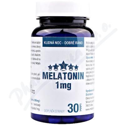 Melatonin 1mg tbl.30 Clinical