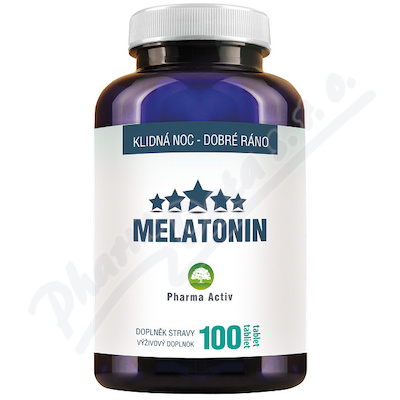 Melatonin komplex 100 tablet