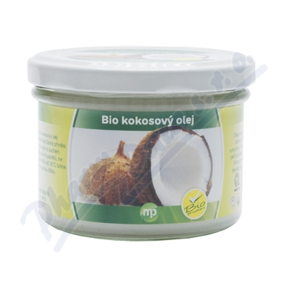 mp bio kokosový olej 220ml