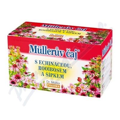 Mllerův čaj na posílení imunity n.s.20x1.5g