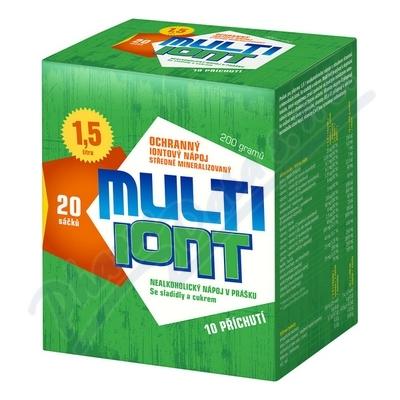 Multi Iont MIX 20 sáčků