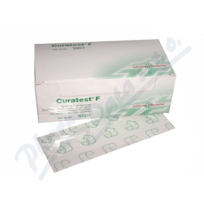 Testovací náplast alergologická Curatest F 100ks