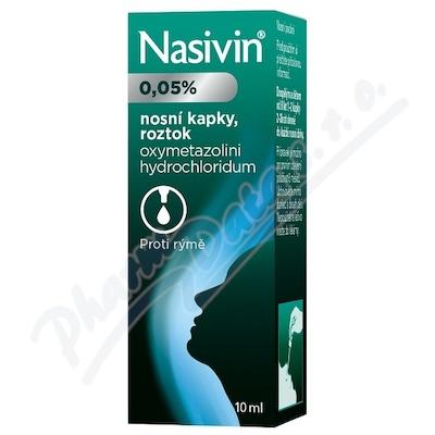 NASIVIN 0,05%