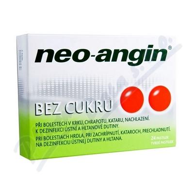 NEO-ANGIN BEZ CUKRU