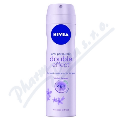 NIVEA Deo sprej AP Double Effect 150ml č.83764