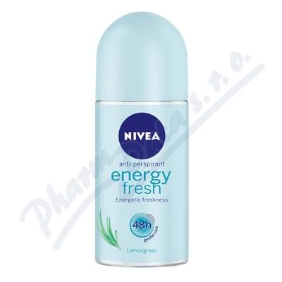 NIVEA Deo kulič.AP ženy Energy Fresh 50ml 83754
