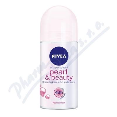 NIVEA Deo kulič.AP ženy Pearl&Beauty 50ml 83735