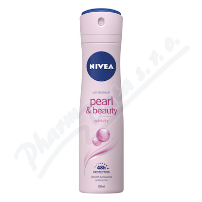 NIVEA Deo sprej Pearl+Beauty AP 150ml č.83731