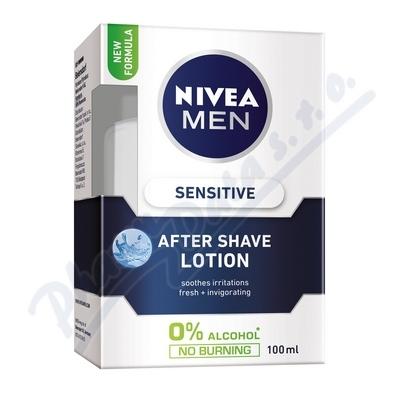 NIVEA FOR MEN po hol.Voda SENSITIVE 100ml 81314