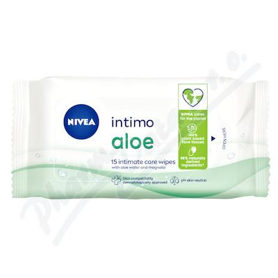 NIVEA INTIMO ubrousky pro int.hygienu 20ks č.80783