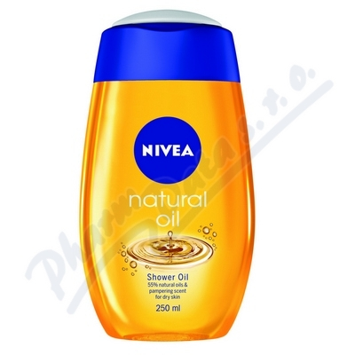 nivea shower sprch.olej vel.such pok.200ml
