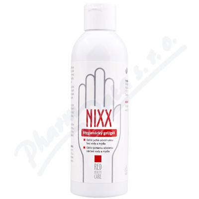 NIXX hygienický gel na ruce 200 ml