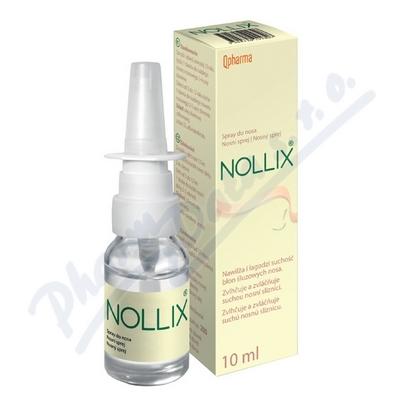 NOLLIX sprej na nosní sliznici 10 ml