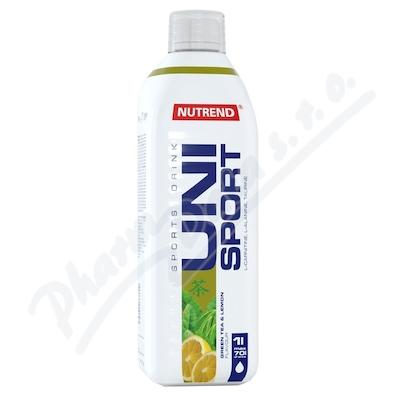 NUTREND Reg-ge Unisport 1000ml zelený čaj-citron