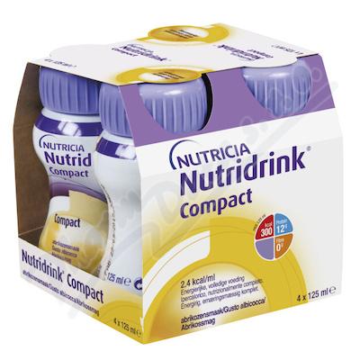 NUTRIDRINK COMPACT S PŘÍCHUTÍ MERUŇKOVOU