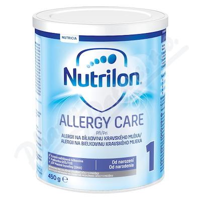 NUTRILON 1 ALLERGY CARE