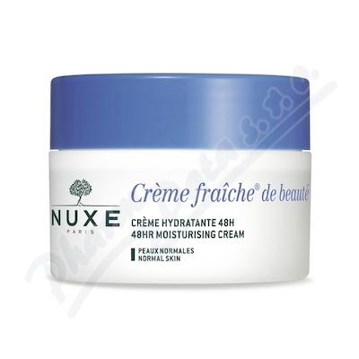 NUXE Creme Fraiche hydratační péče 48h PNM 50 ml