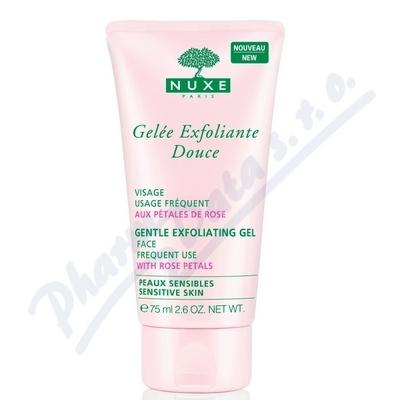 NUXE Jemný exfoliační gel 75ml