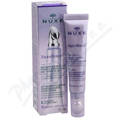 NUXE Nuxellence Eye Area Oční omlazující péče 15ml