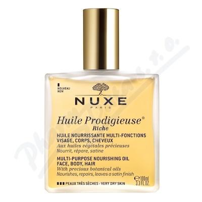NUXE Zázračný olej Huile Prodigieuse RICHE 100 ml
