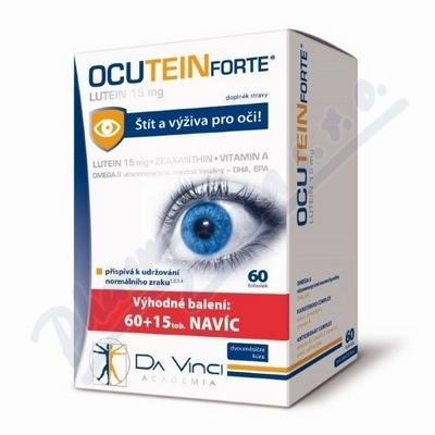 Ocutein FORTE Lutein 15mg tob.60 + 15