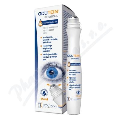 Ocutein Sensigel hydratační oční gel DaVinci 15ml