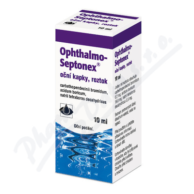 OPHTHALMO-SEPTONEX