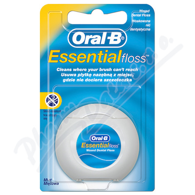 Oral-B dent.nit EssentialFloss Mint Wax 50ml