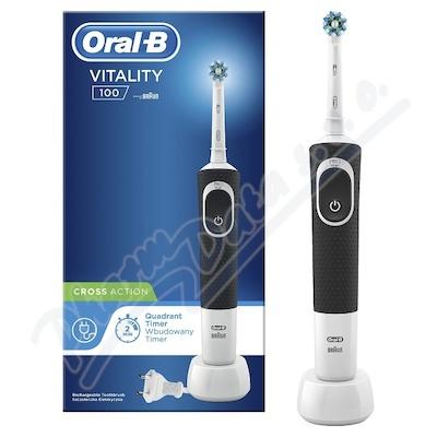 Oral-B El.kart. Vitality D100 Black