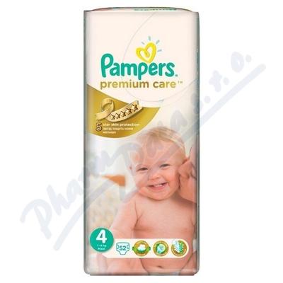 PAMPERS Premium Care Maxi 7-14kg 52ks