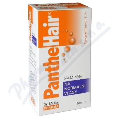 Panthehair šampon na norm.vlasy 200ml Dr.Mller