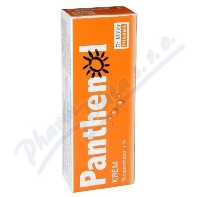 Panthenol krém 7 % 30ml Dr.Mller