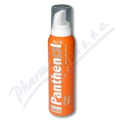 Panthenol pěna 6 % 150ml Dr.Mller