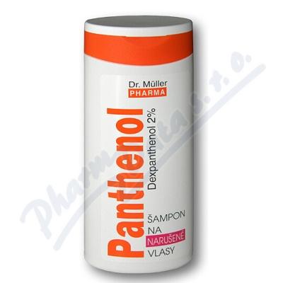 Panthenol šampon na narušené vlasy 250ml(Dr.Mller
