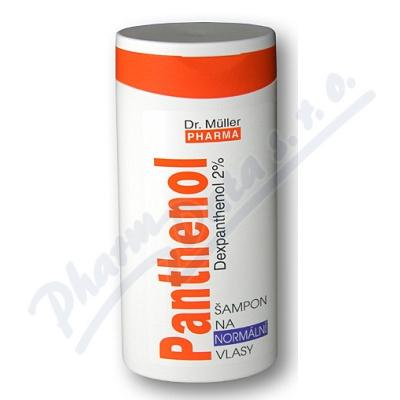 Panthenol šampon na normální vlasy 250ml(Dr.Mller