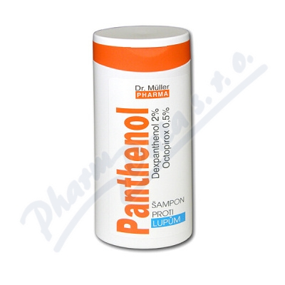Panthenol šampon proti lupům 250ml (Dr.Mller)