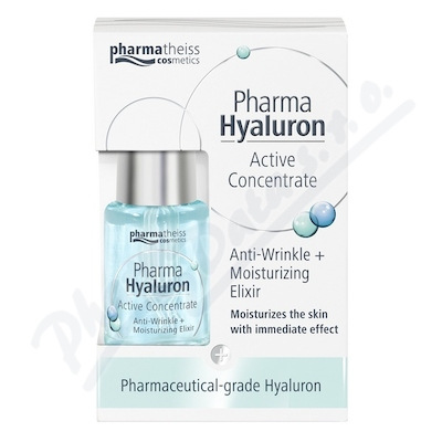 Pharma Hyaluron konc.proti vrás.+hydr.účinek 13ml