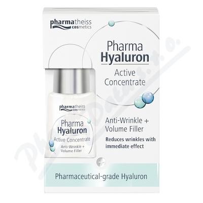 Pharma Hyaluron konc.proti vrásk.+vyhlaz.účin.13ml