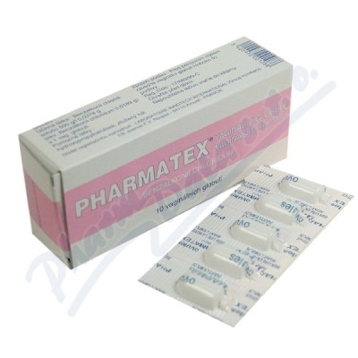 PHARMATEX VAGINALNI GLOBULE