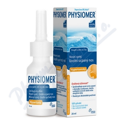 Physiomer Hypertonický 20ml