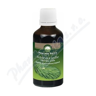 Pini Sibirica jedlový olej 50ml